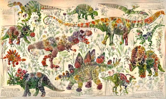 dinosauriosbotánicos plantalia